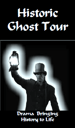 Ghost Tour Icon