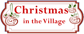 Christmas in the Village small logo