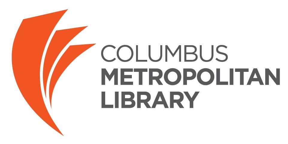 Columbus Library Logo with words