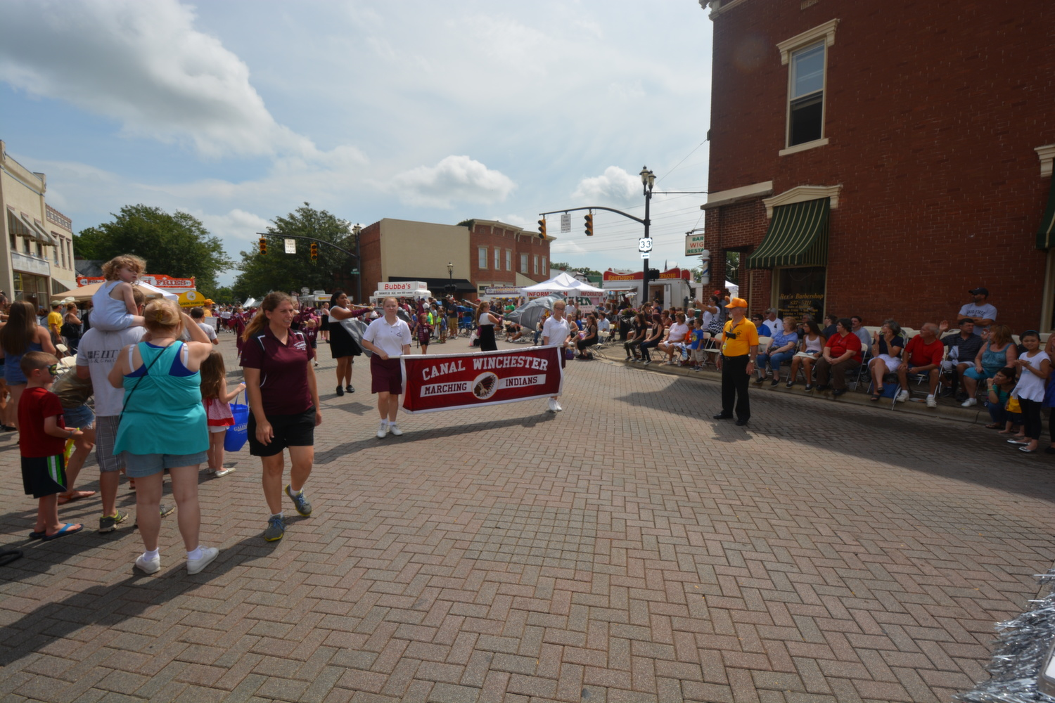 Labor Day Festival 2014_Parade