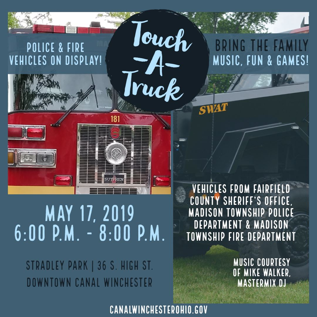 2019 Touch a Truck Image