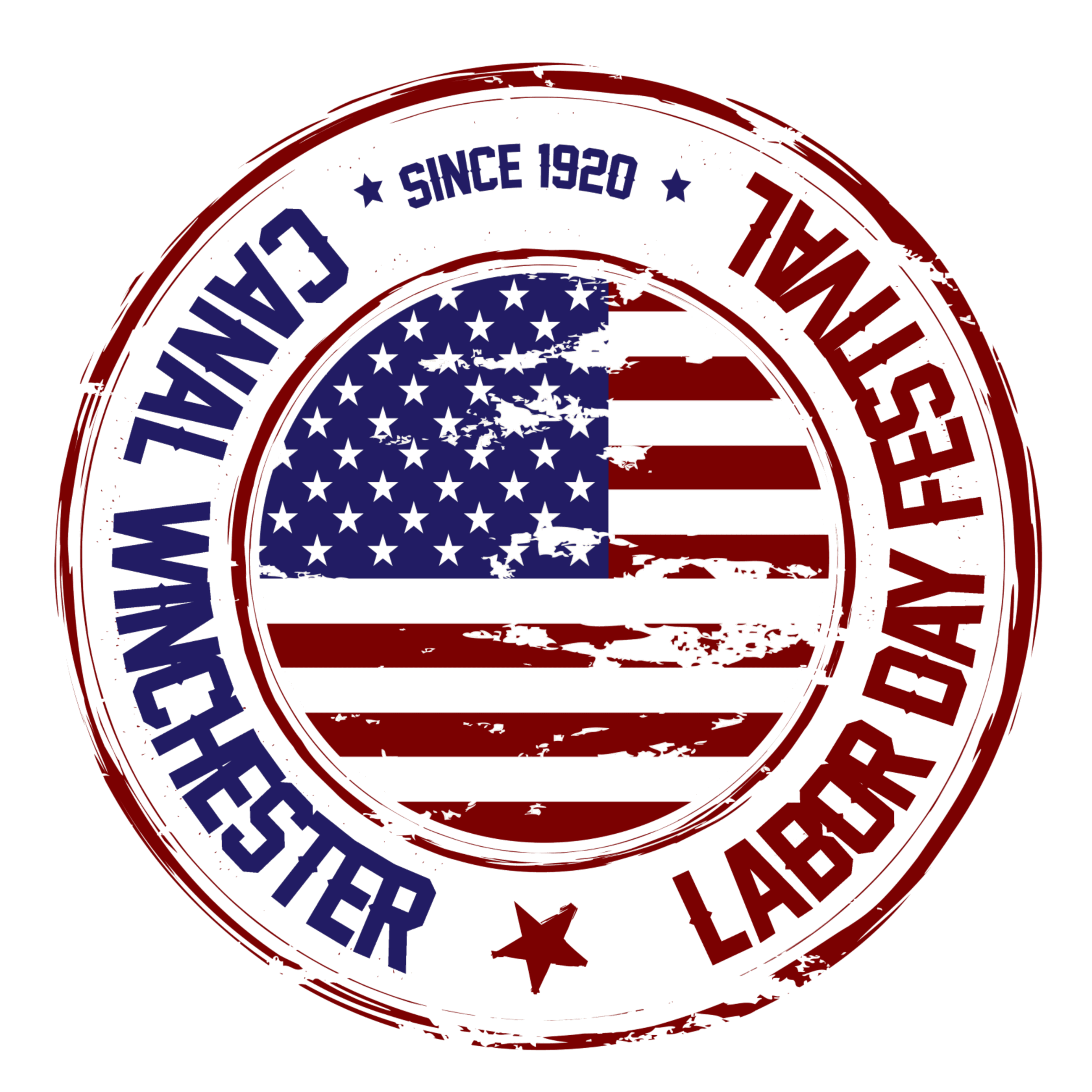 Labor Day Logo Transparent