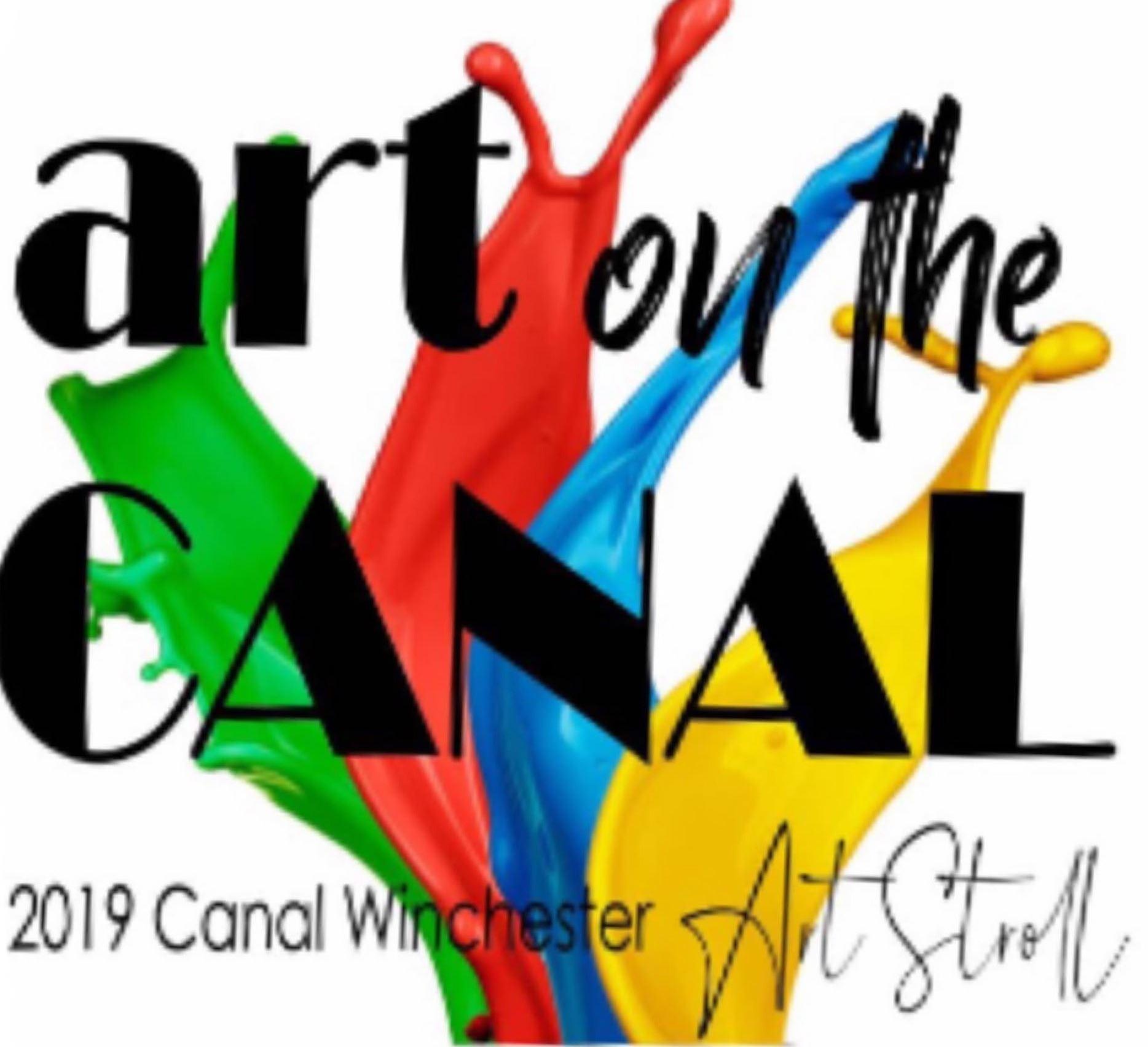 Art Stroll 2019 Logo